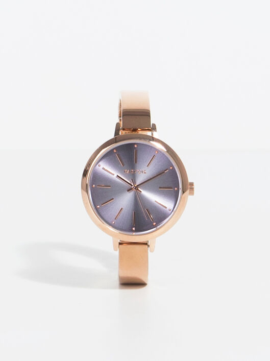 Rose Gold Tray Watch, Rose Gold, hi-res