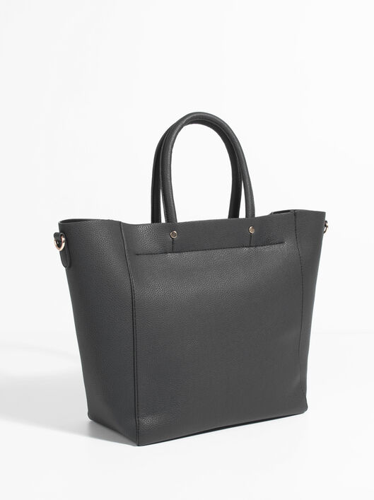 Laforet Shopper, Black, hi-res