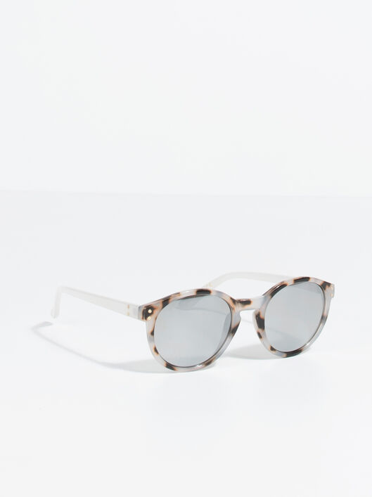 Turtle Sunglasses, Light Grey, hi-res