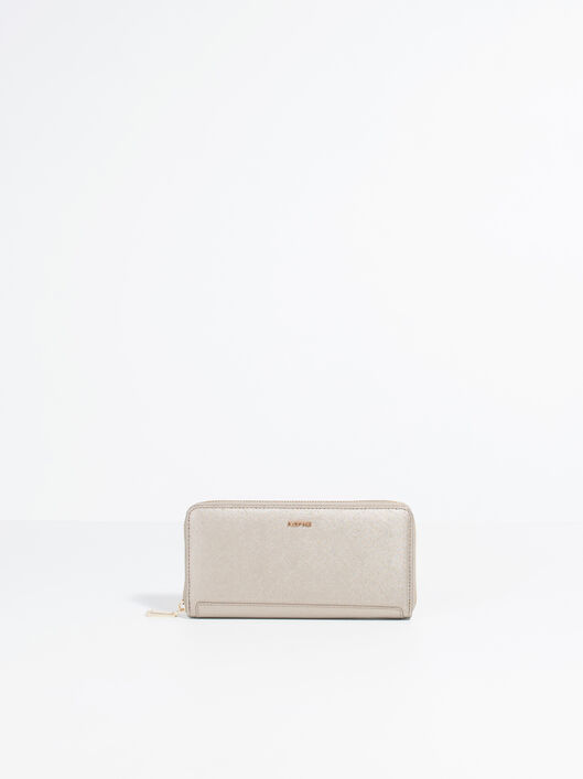 Basic Glamping  Wallet, Silvered2, hi-res