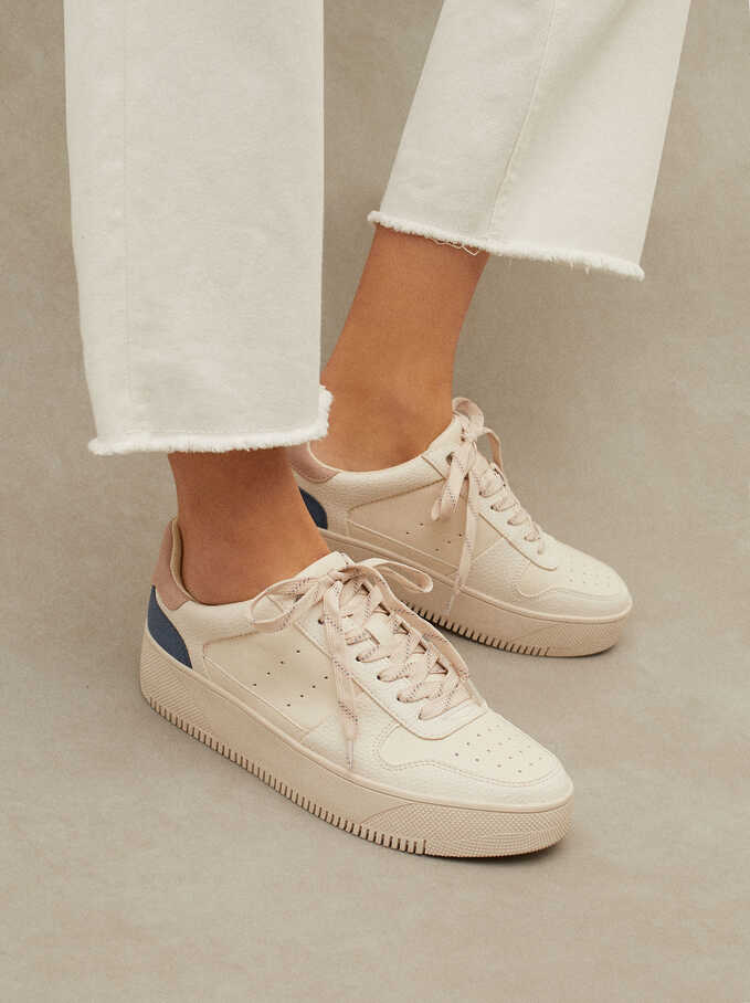 Platform Trainers, White, hi-res