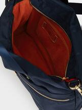 Nylon Tote Bag, Navy, hi-res