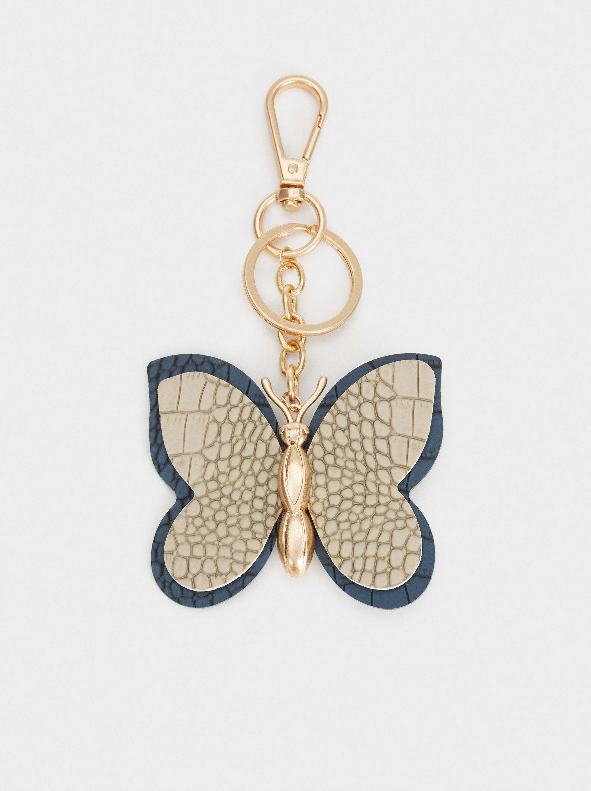 Butterfly Key Ring, , hi-res