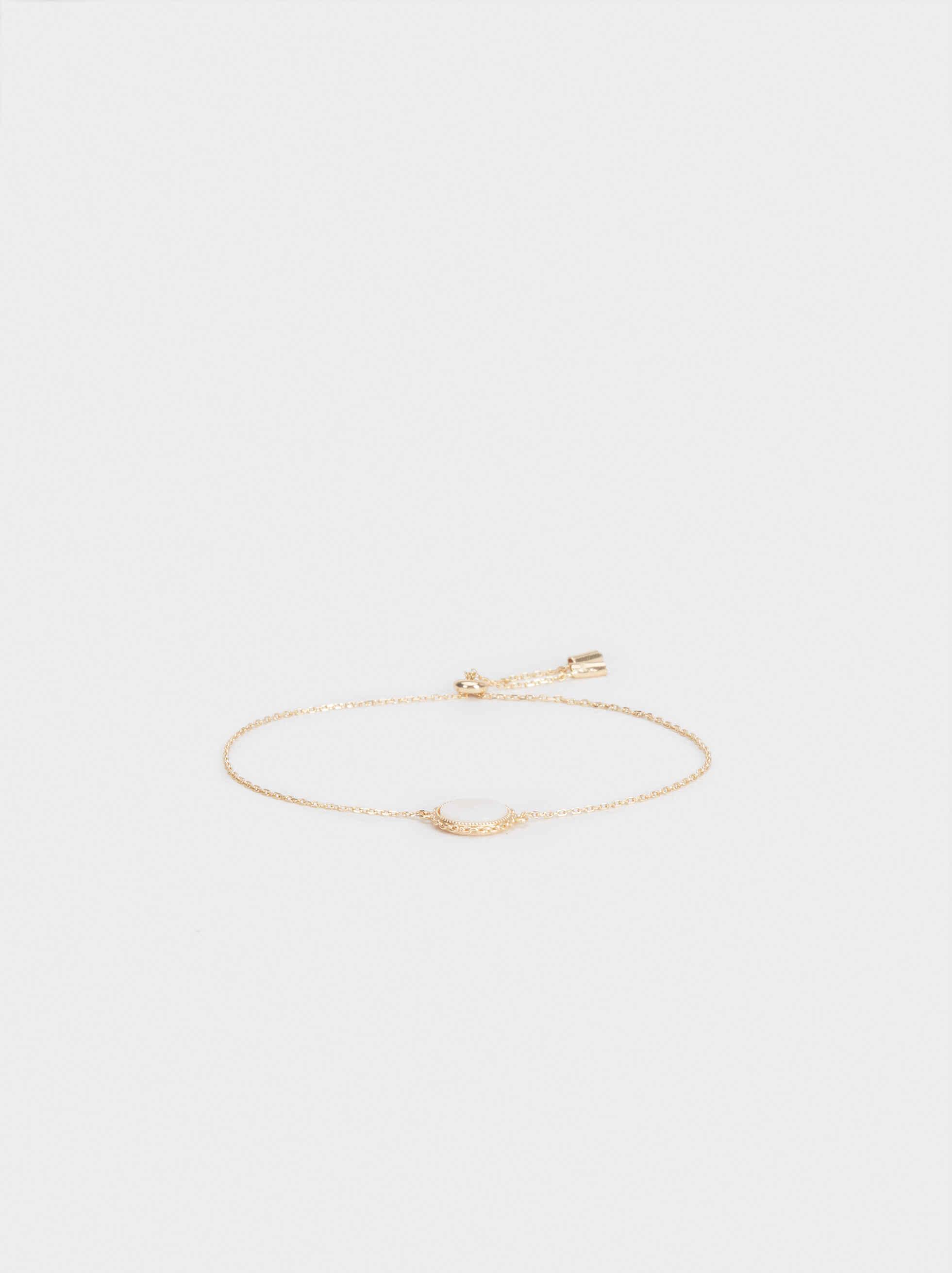 Adjustable 925 Silver Bracelet , , hi-res