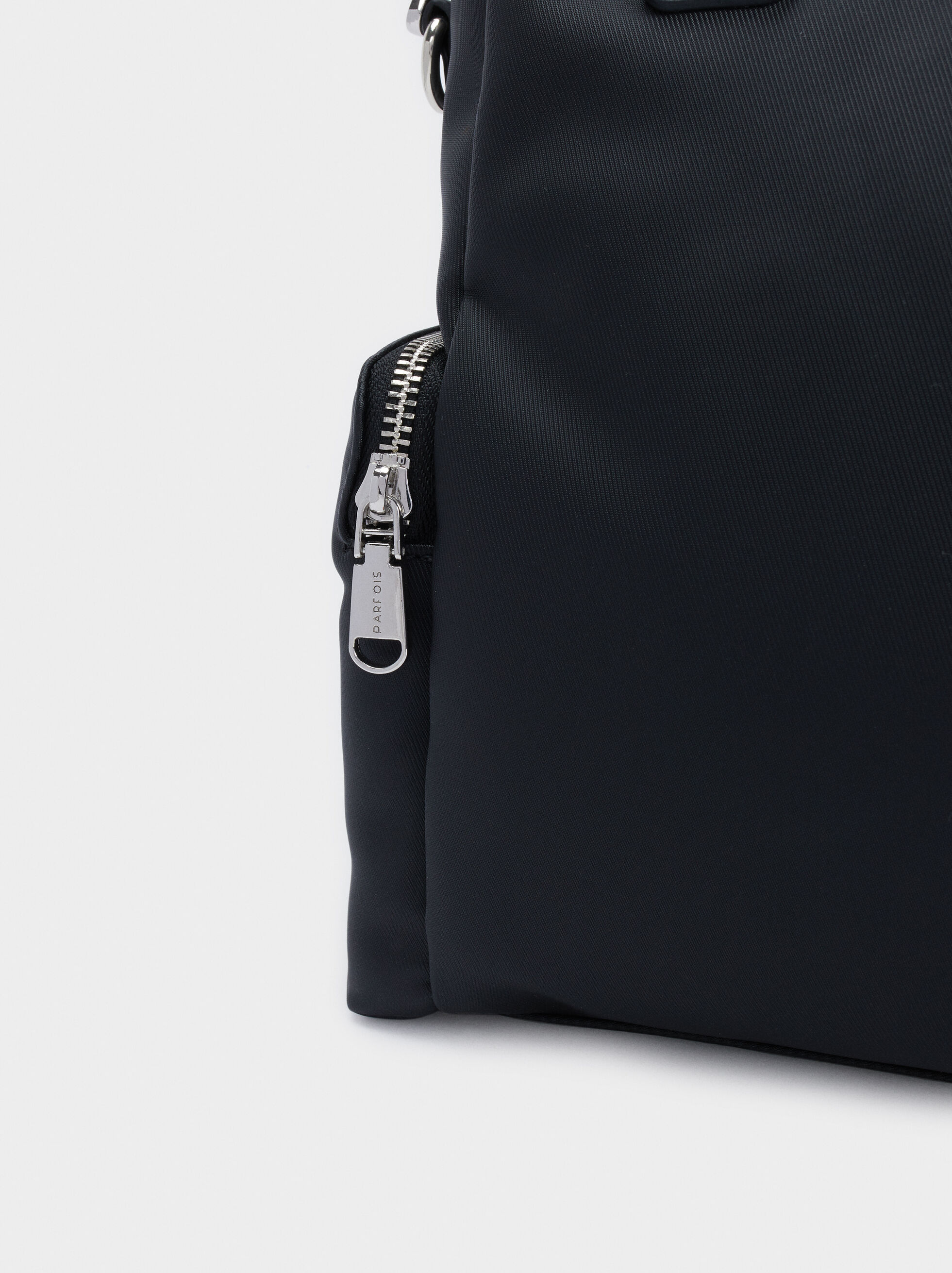 Multi-Way Backpack With Detachable Straps, Black, hi-res