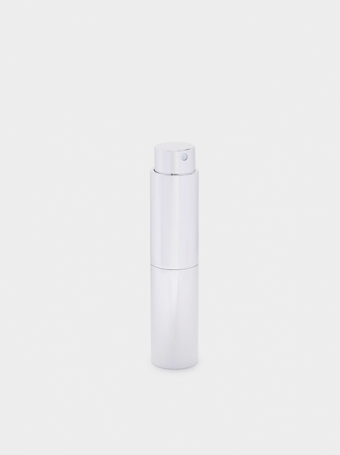 Hand Sanitizer Or Perfume Holder, Silver, hi-res