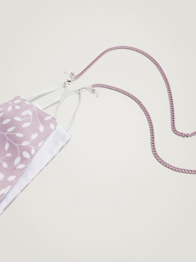 Chain For Sunglasses Or Mask, Violet, hi-res