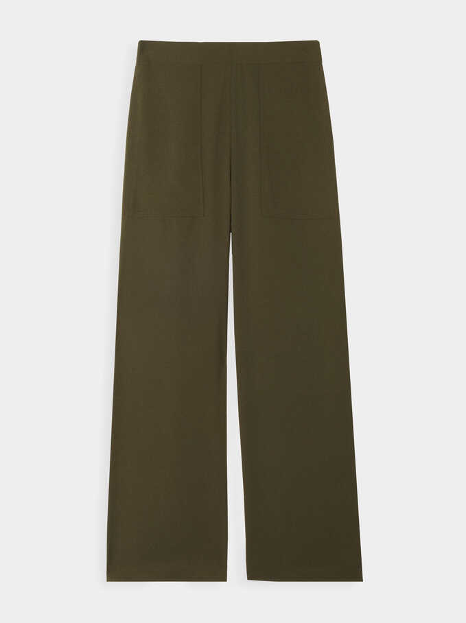Here And Now Jeans, Khaki, hi-res