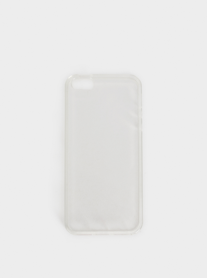 Basic Iphone 5 Case, Grey, hi-res