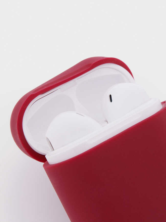 Airpods Case, Pink, hi-res