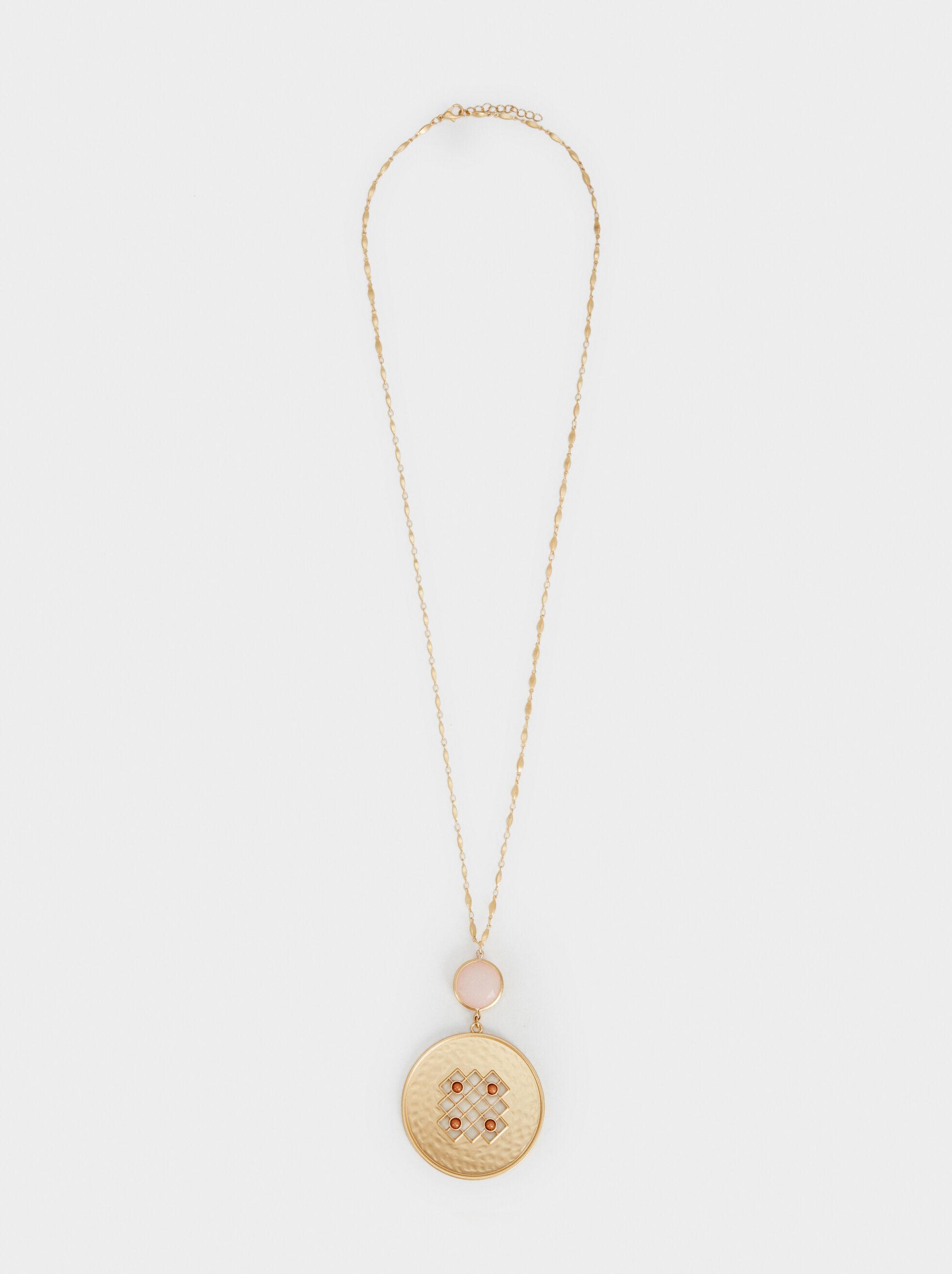 Long Twilight Pendant Necklace Online Exclusive, Multicolor, hi-res