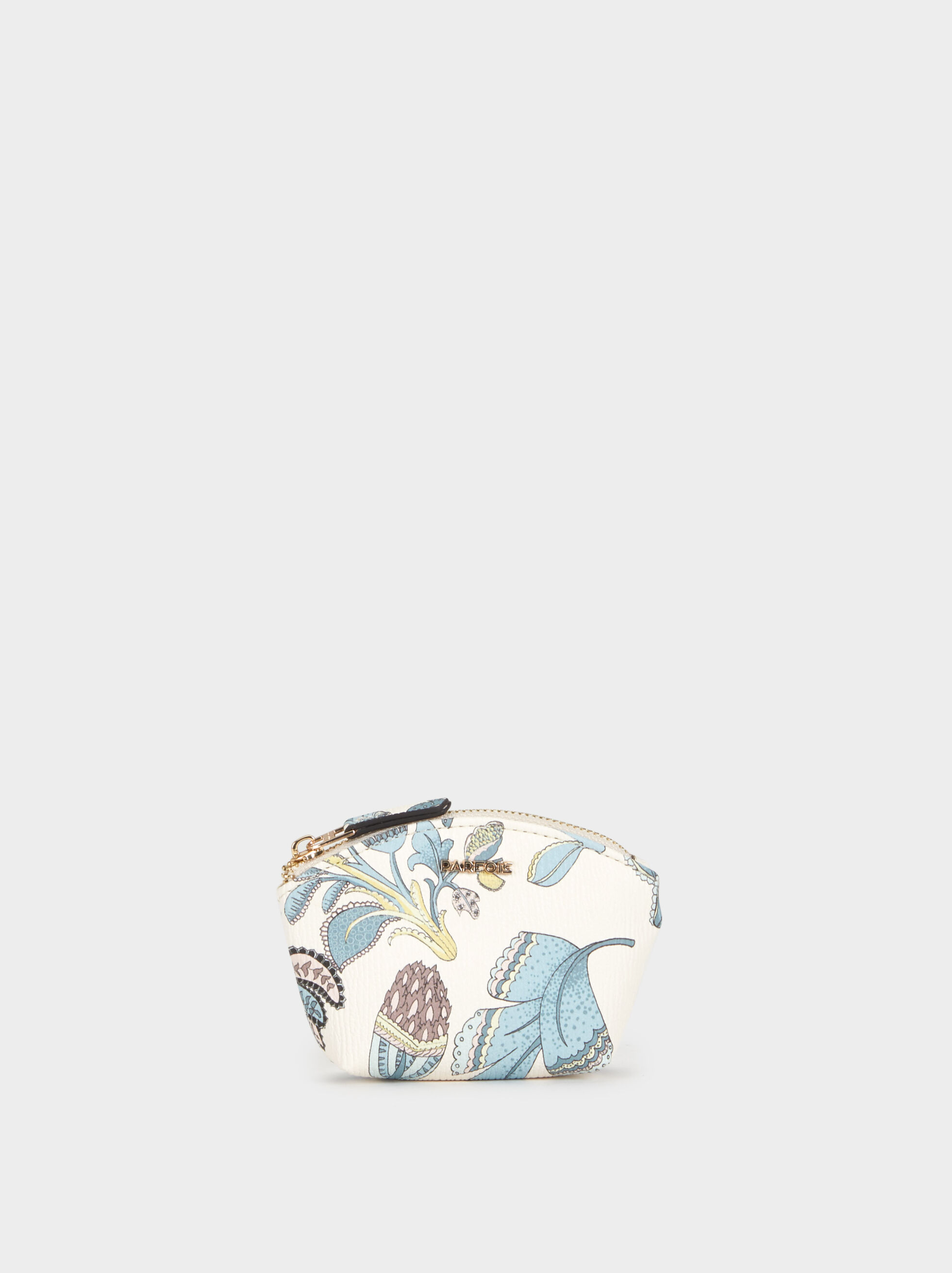 Small Floral Print Purse, , hi-res