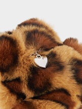 Tassel Key Ring, Multicolor, hi-res