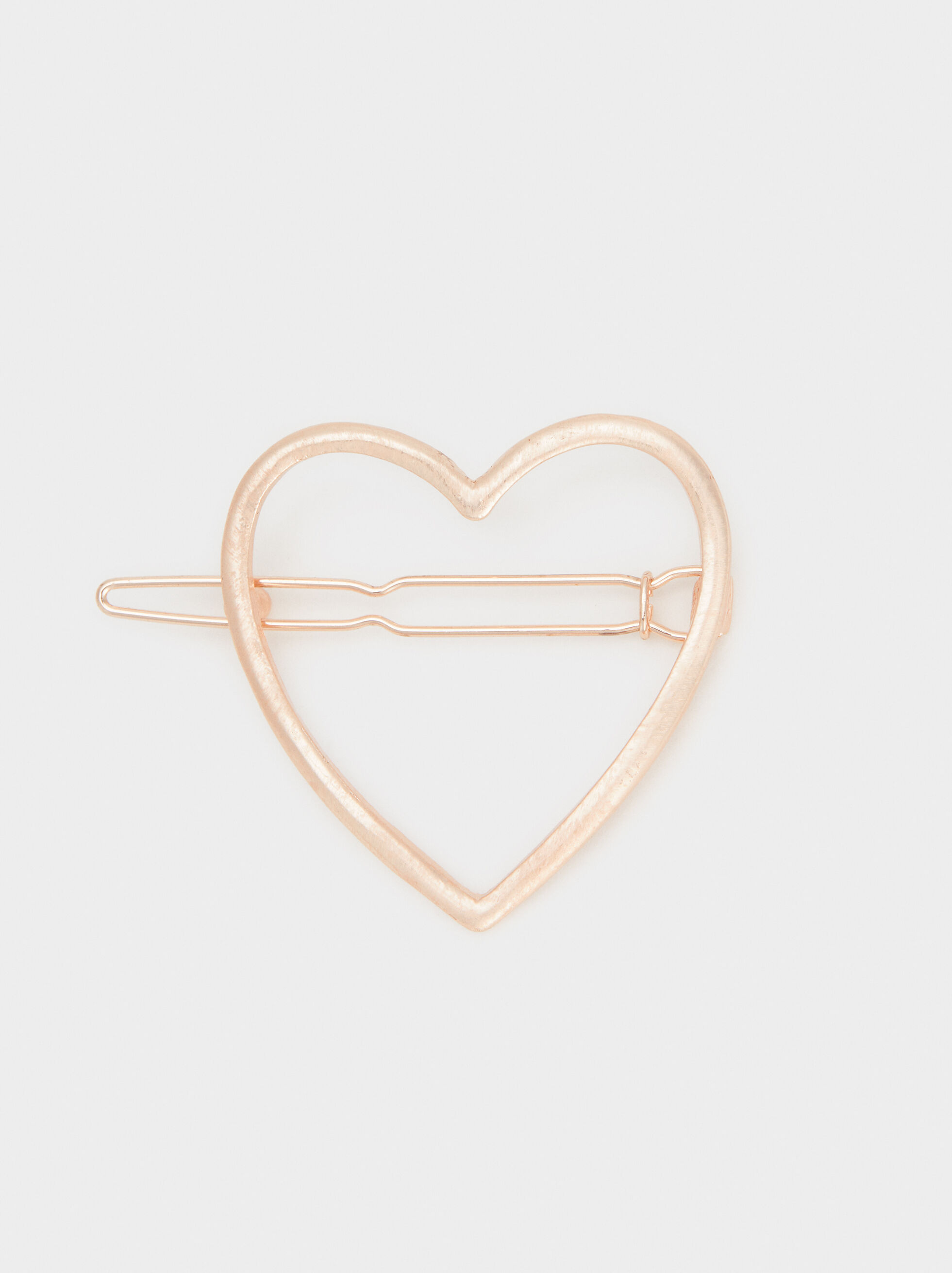 Heart Hairpin, , hi-res