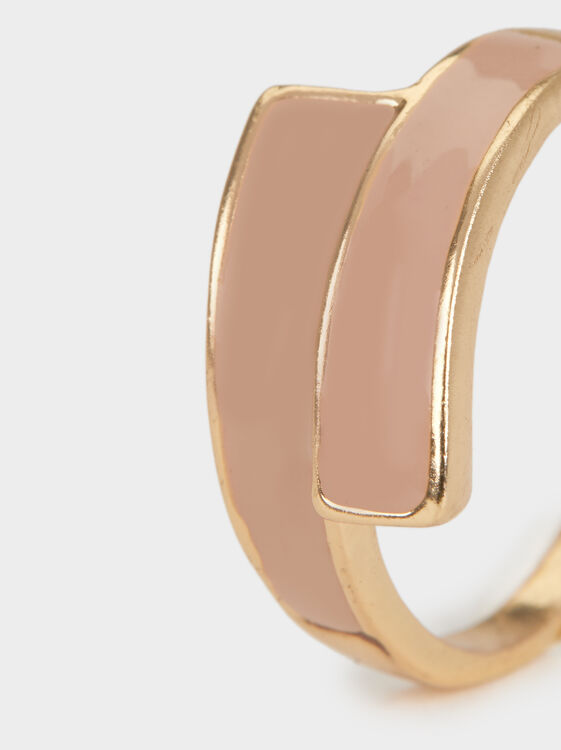 Land Overlapped Ring, Multicolor, hi-res