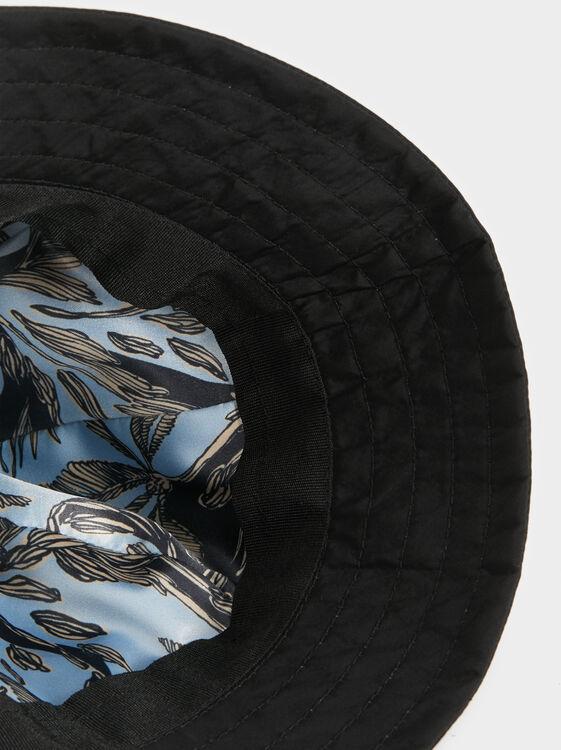 Basic Waterproof Hat, Black, hi-res