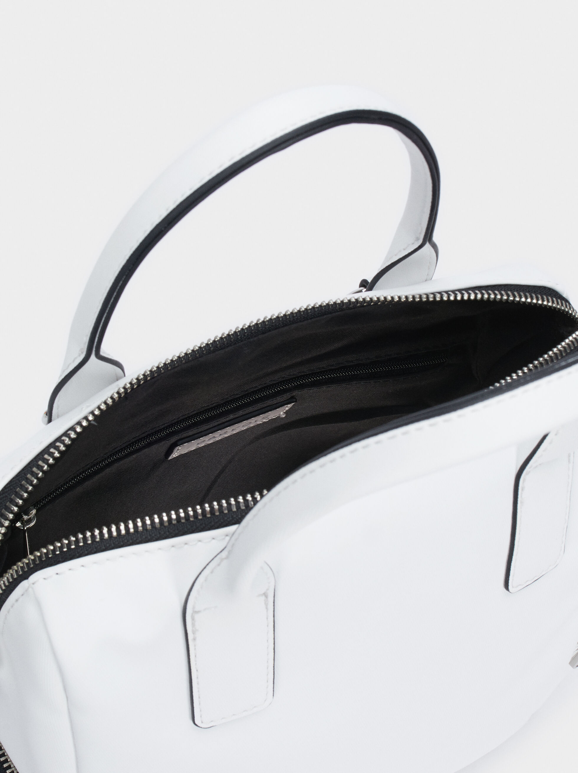 Multi-Way Backpack With Detachable Straps, White, hi-res