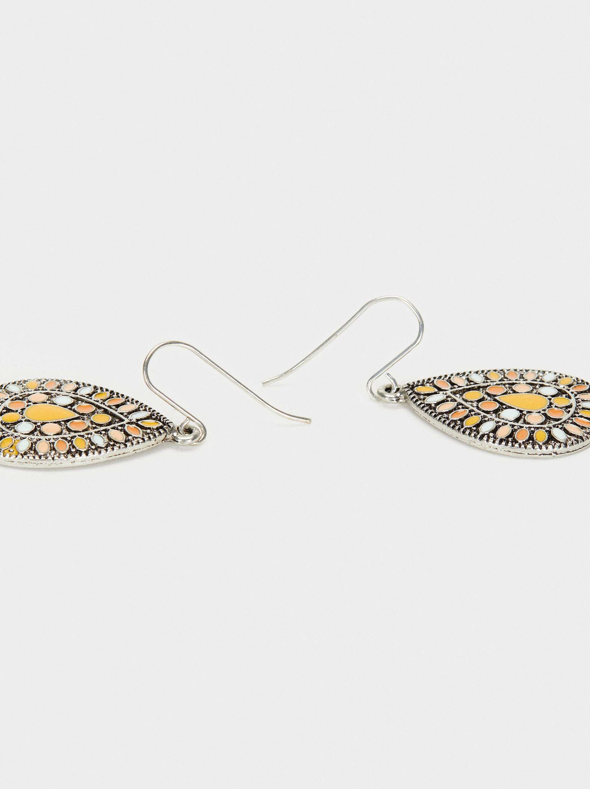 Star Valley Medium Earrings, Multicolor, hi-res