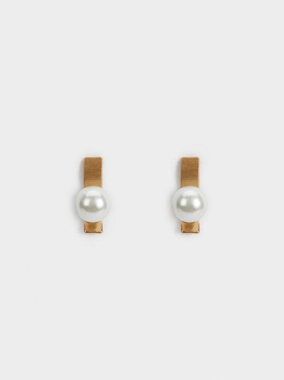 Golden Delicates Earrings, , hi-res