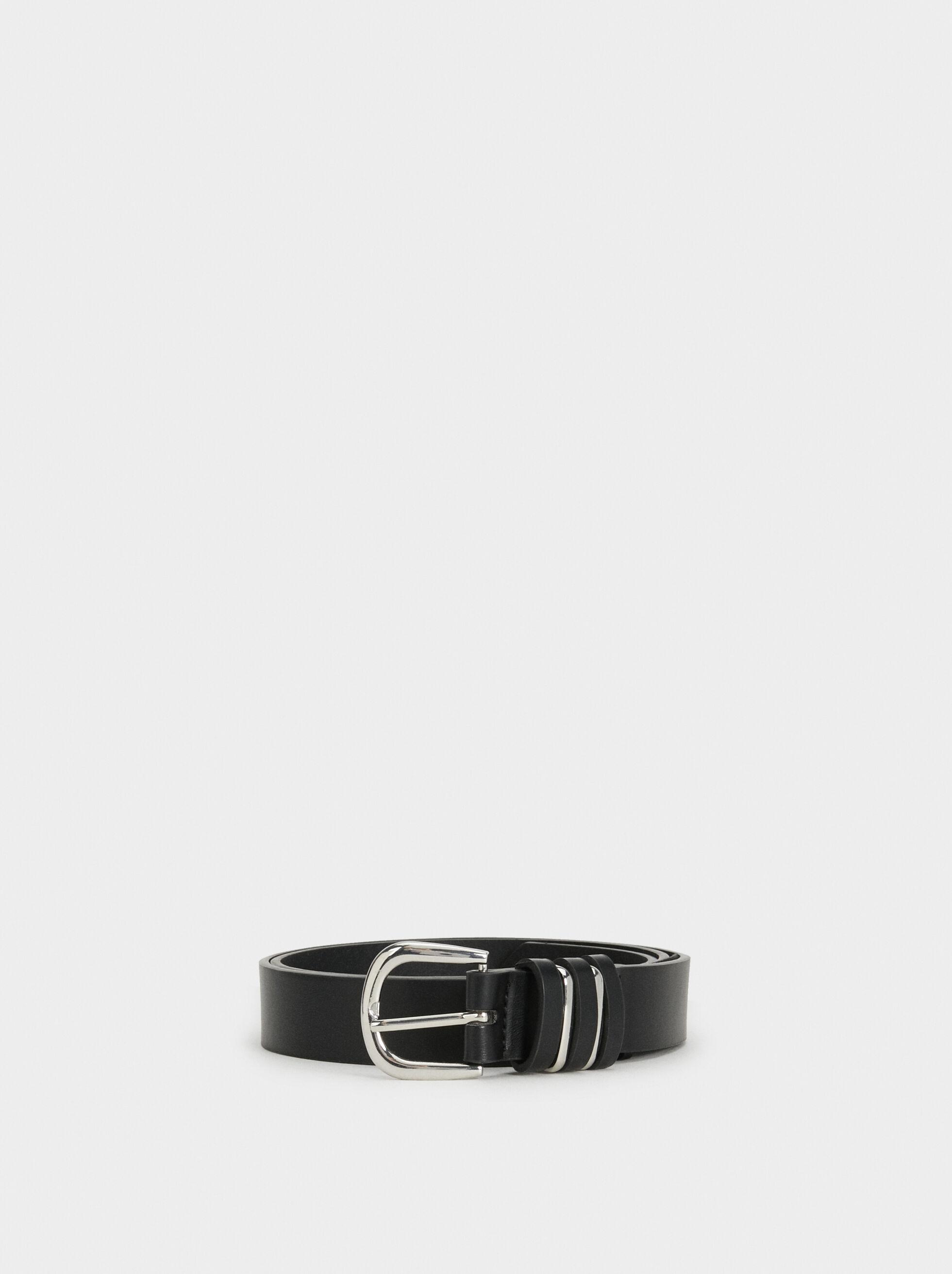 Cinturón Basic, , hi-res