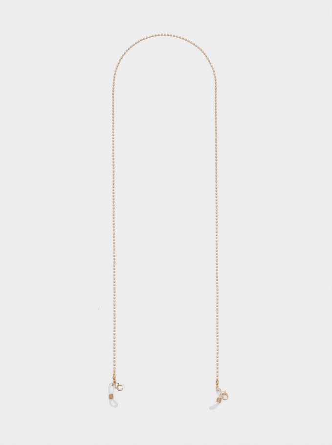 Chain For Sunglasses Or Mask, White, hi-res