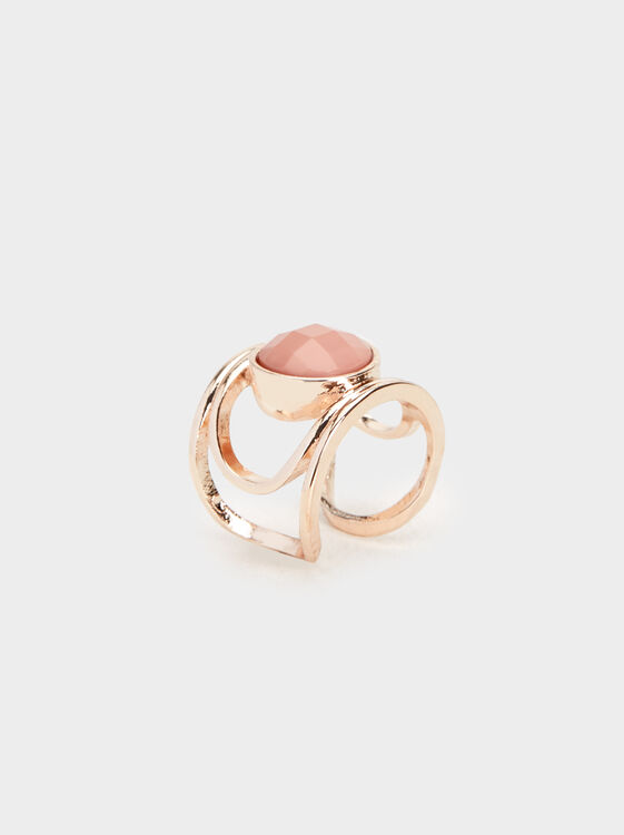 Pink Desert Ring With Stone, , hi-res