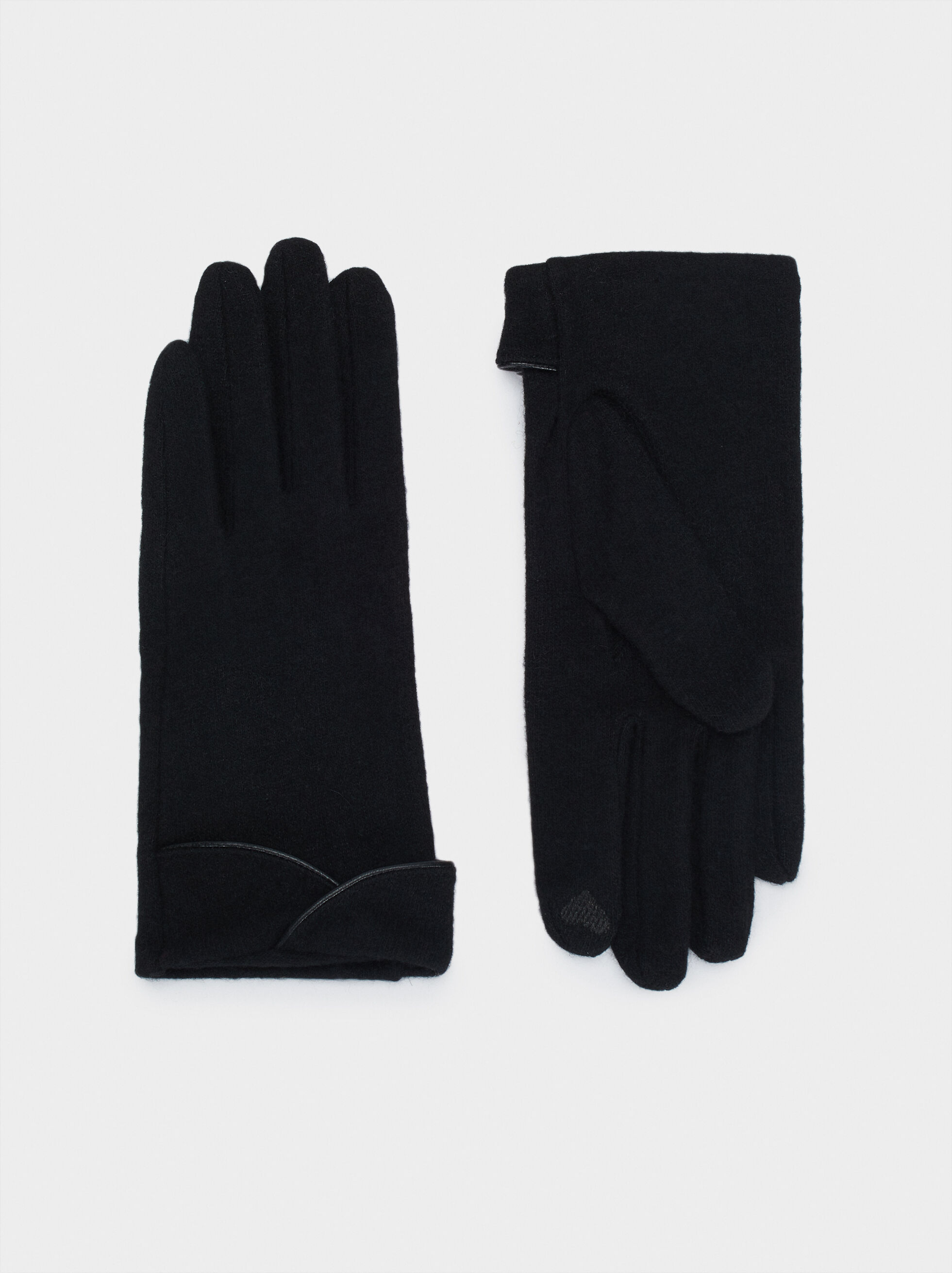 Wool Gloves, , hi-res