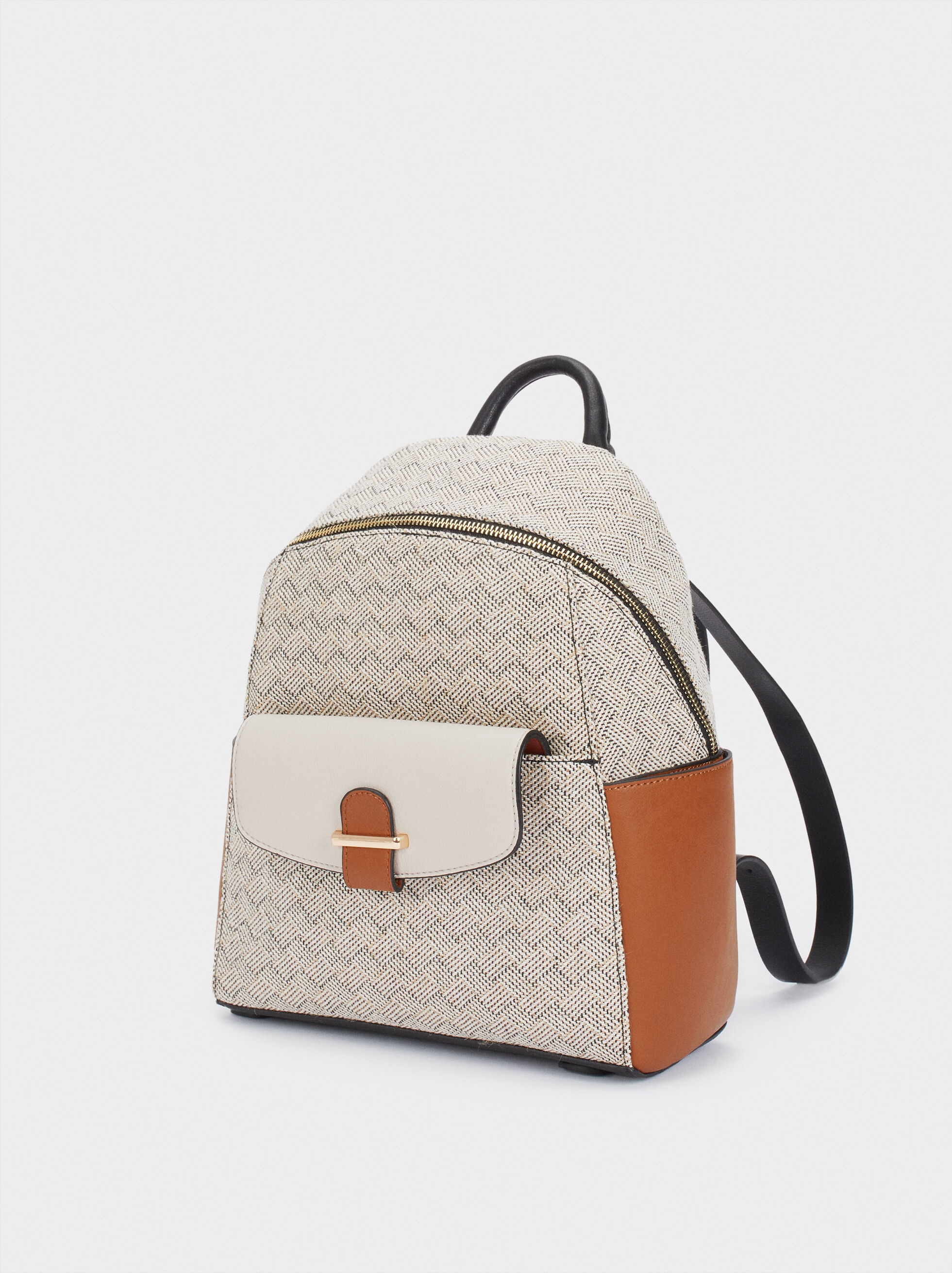 Elisa Backpack, Camel, hi-res
