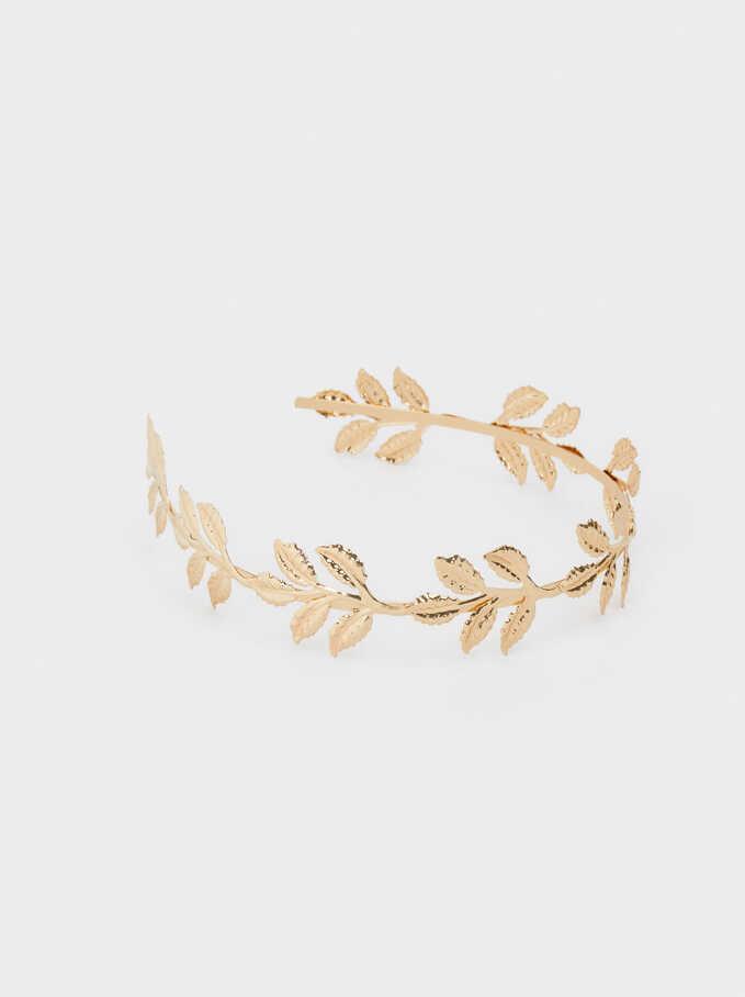 Frost Headband, Golden, hi-res