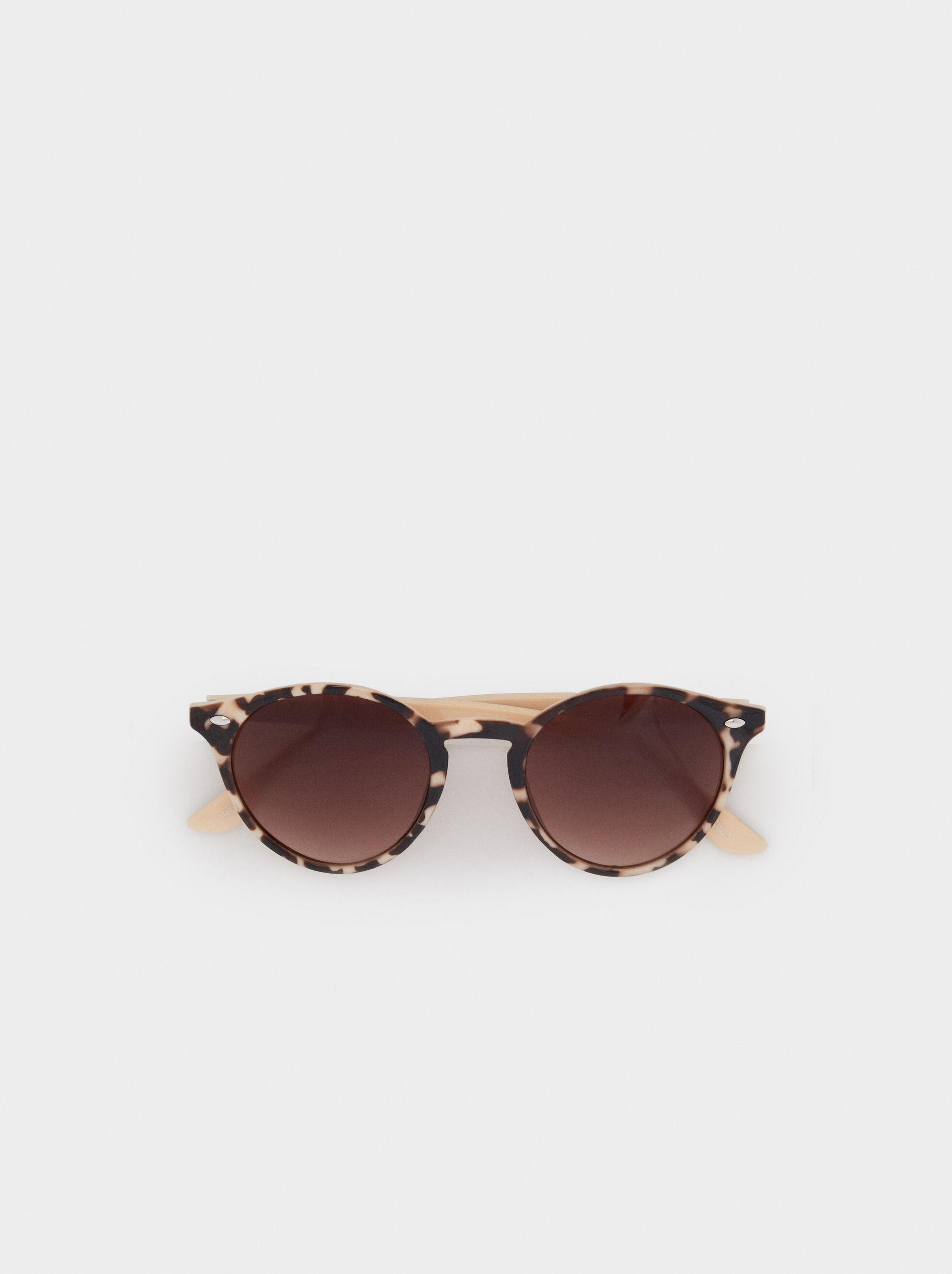 Round Sunglasses, , hi-res