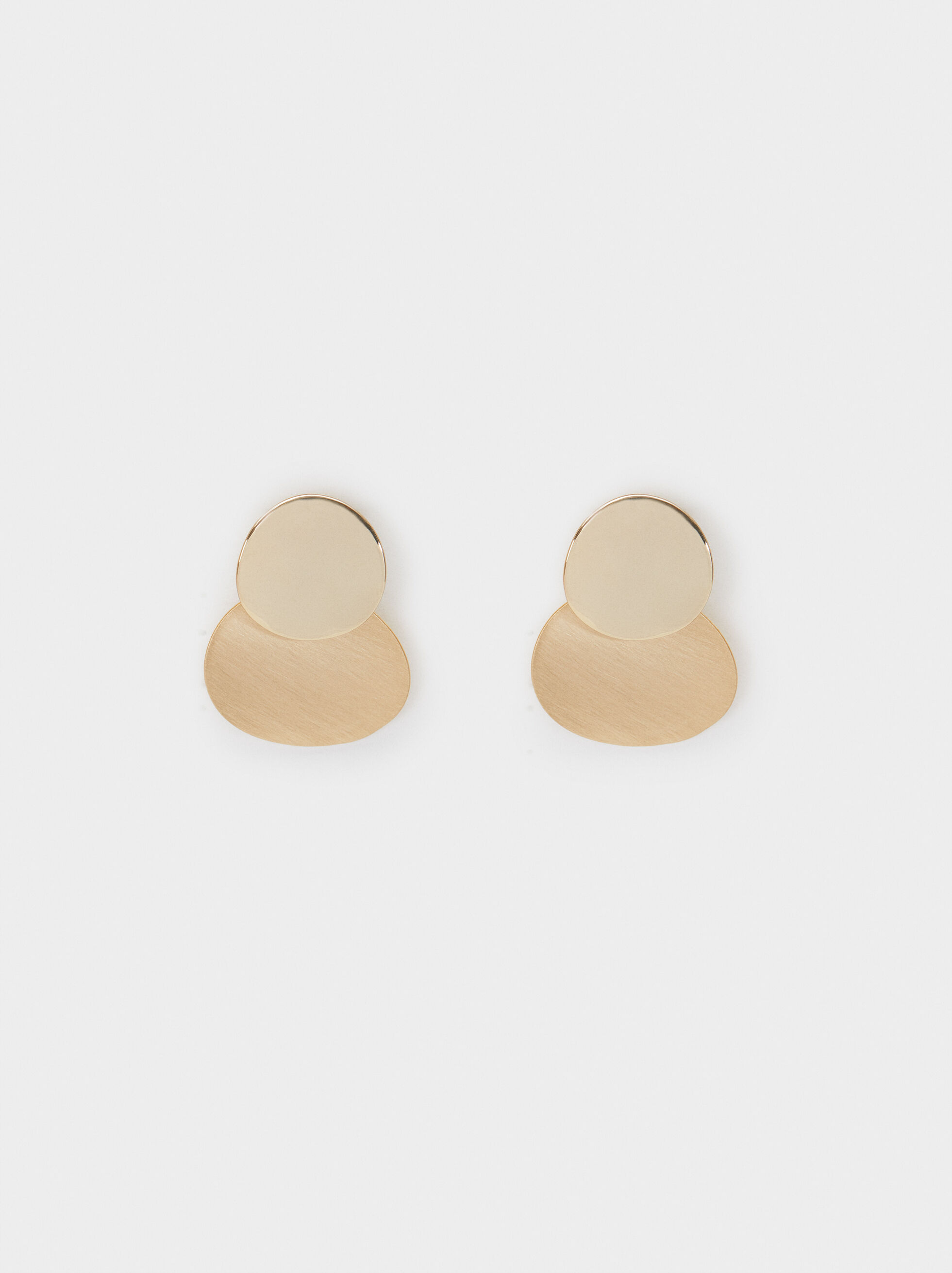 Basic Stud Earrings, , hi-res