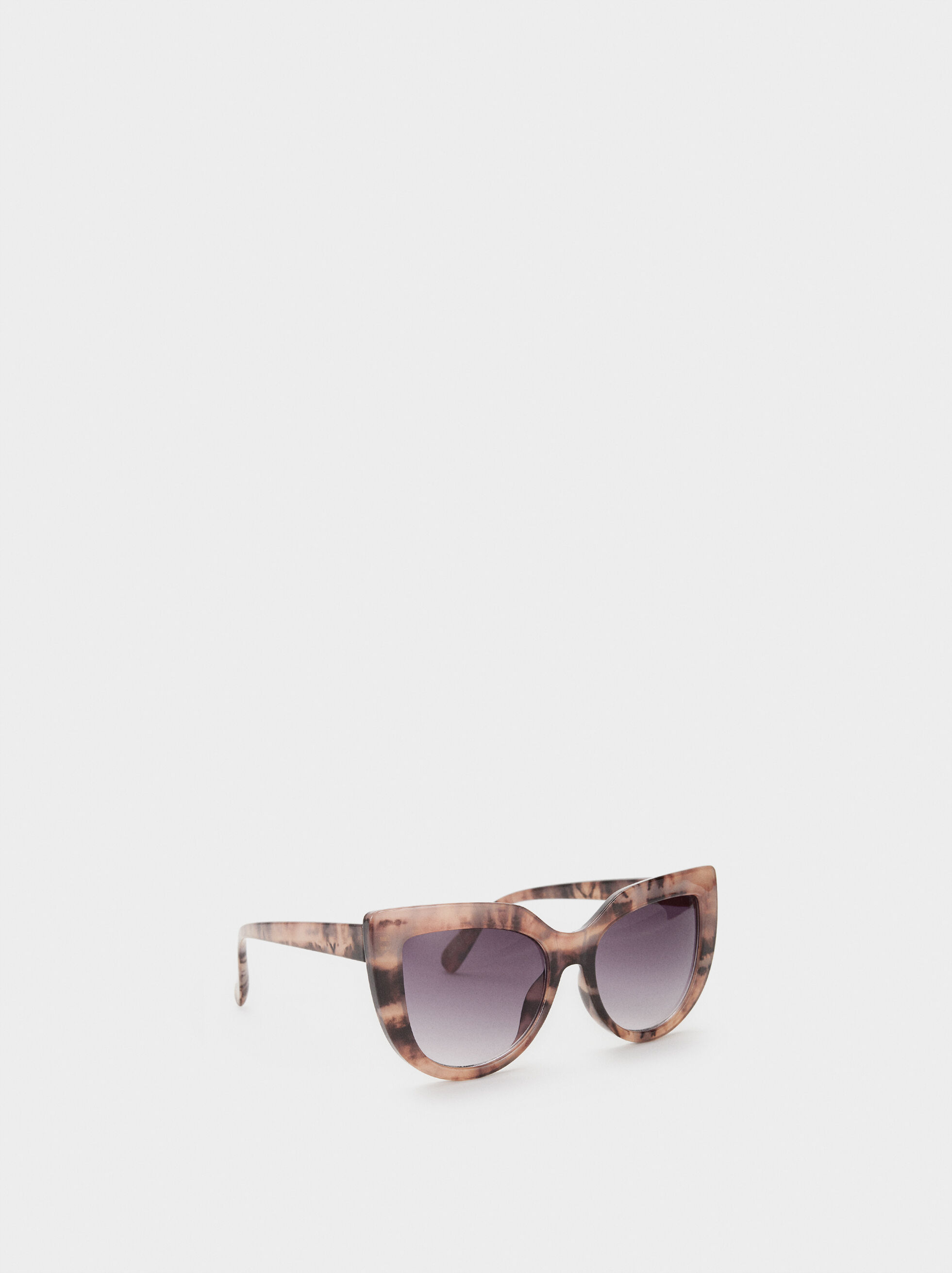 Resin Sunglasses, Pink, hi-res