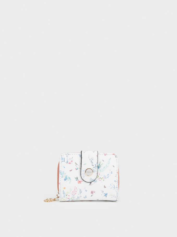Iris Wallet, Coral, hi-res