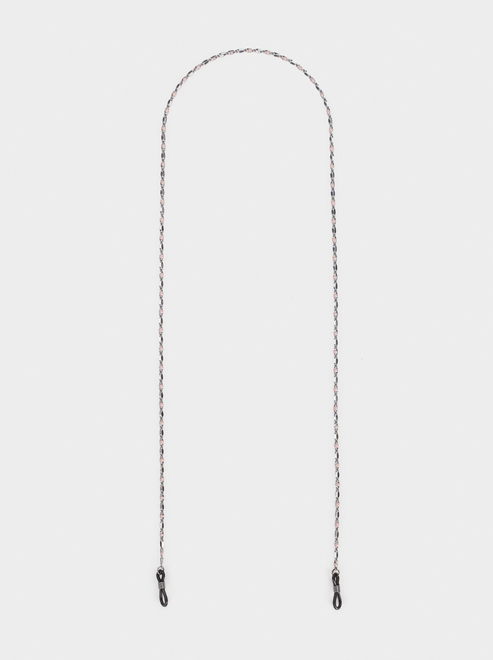 Glasses Chain, Black, hi-res