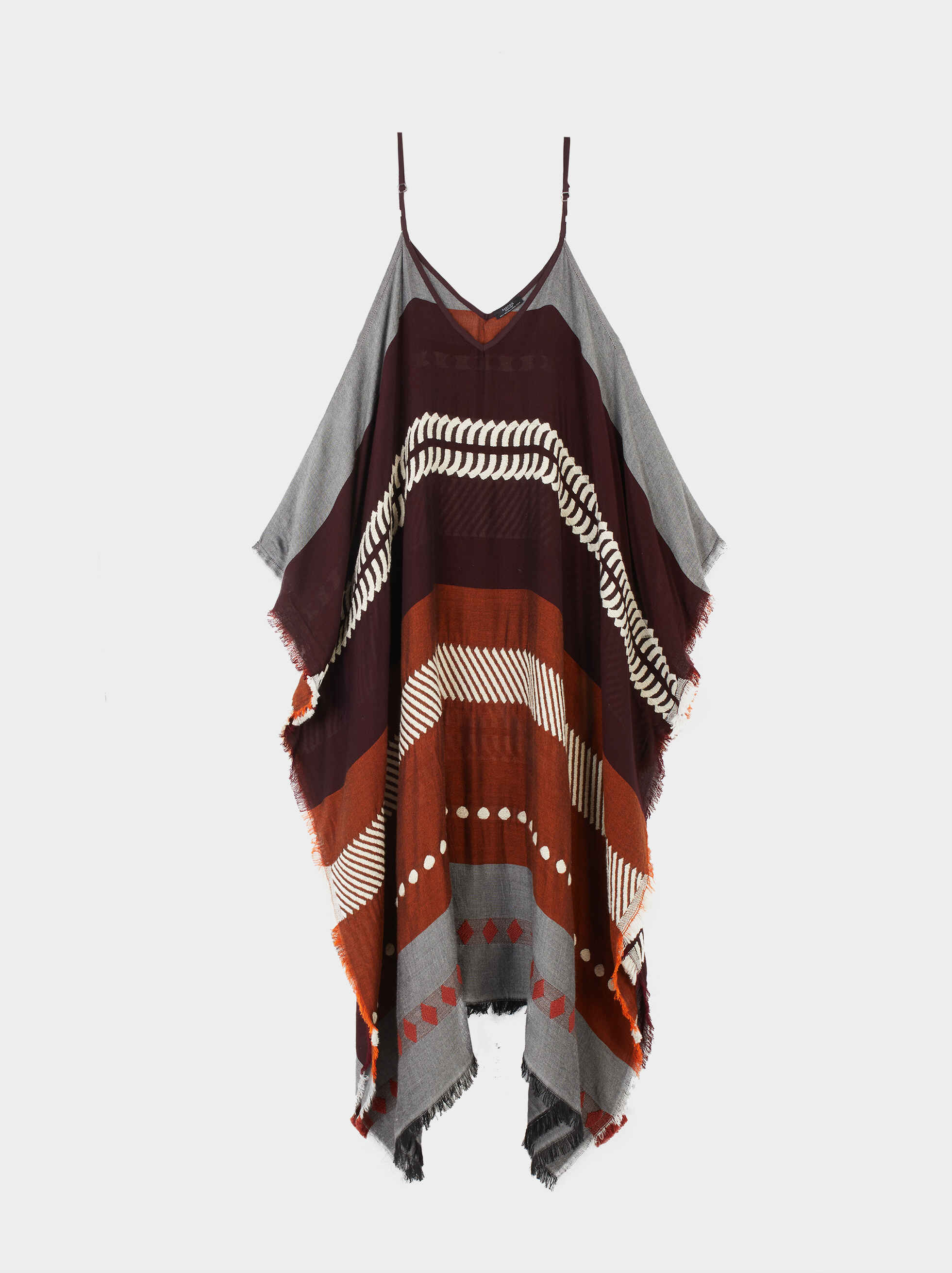 Tunic Dress, Multicolor, hi-res