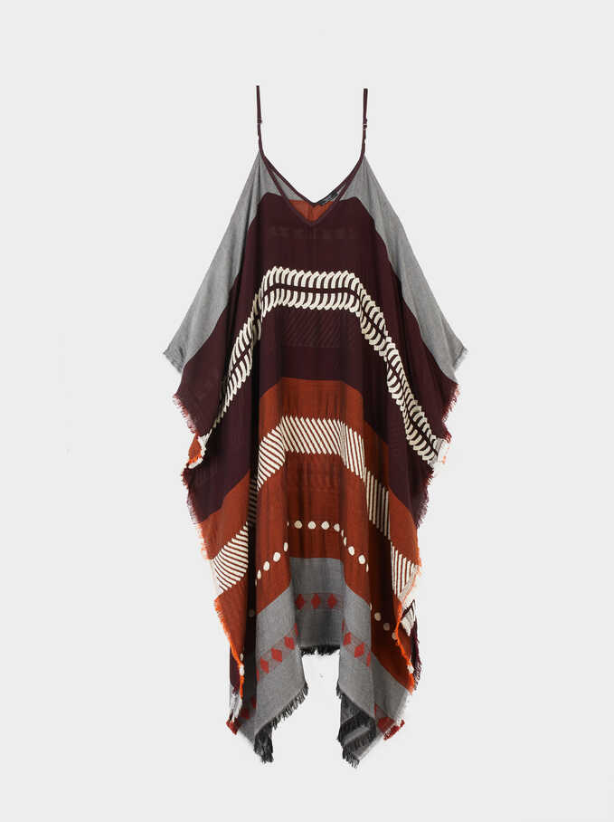 Tunic Dress, Multicolor, hi-res