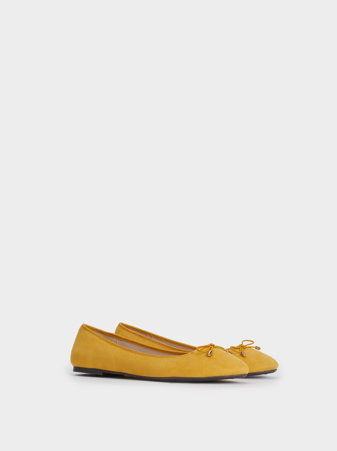 Limited Edition Ballerina, Mustard, hi-res