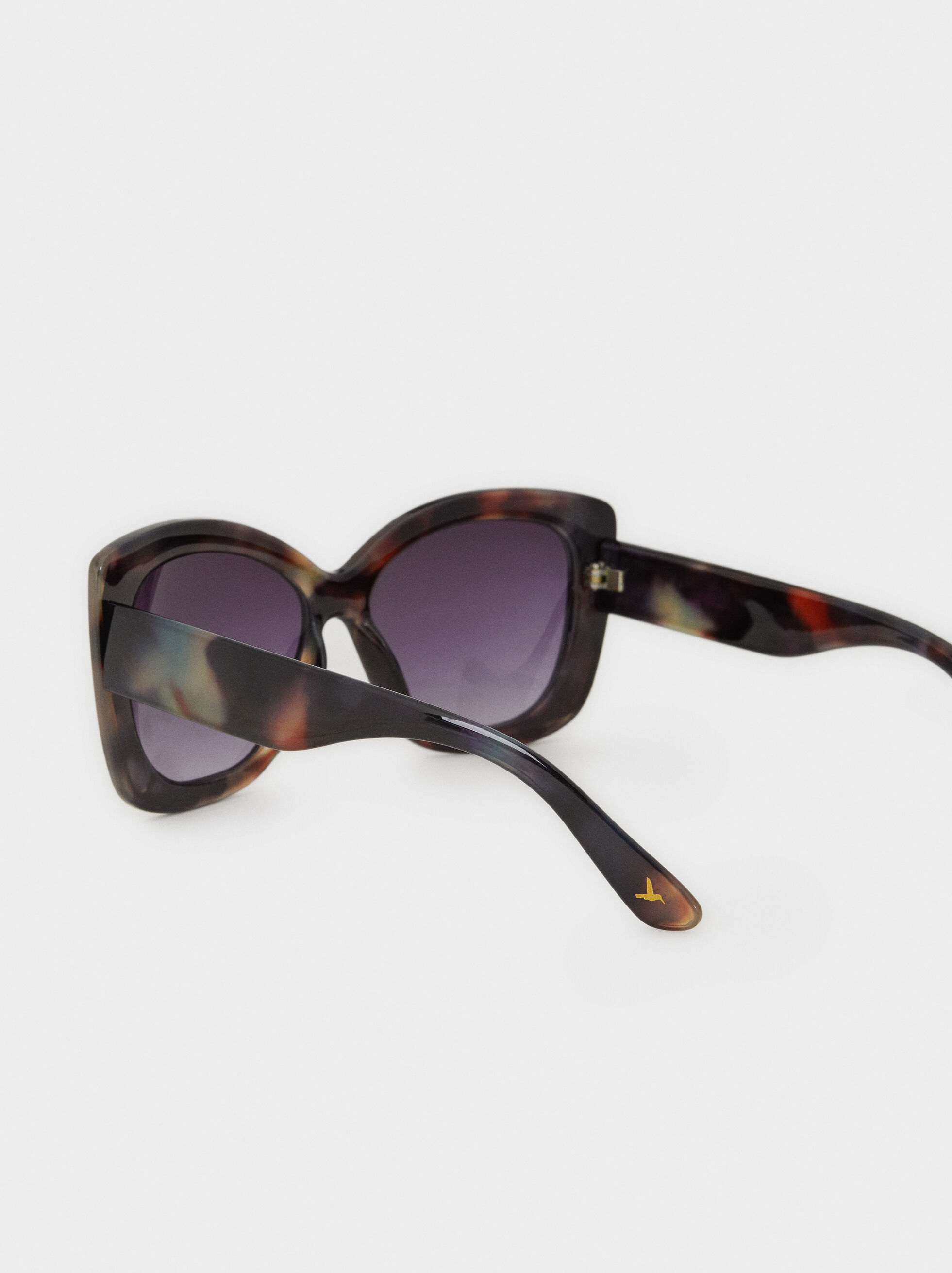 Resin Sunglasses, Multicolor, hi-res