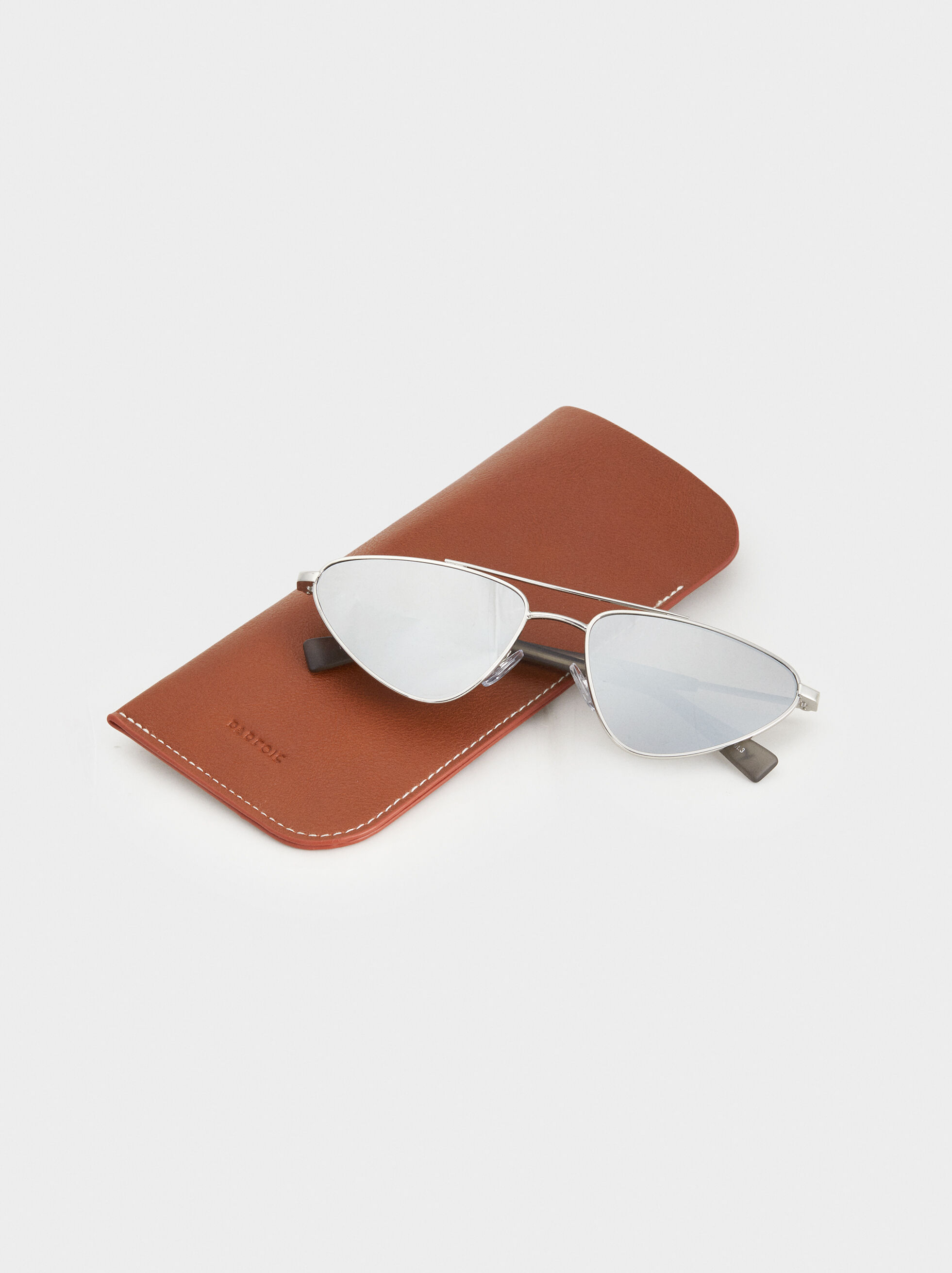 Lunettes Here And Now, Argent, hi-res