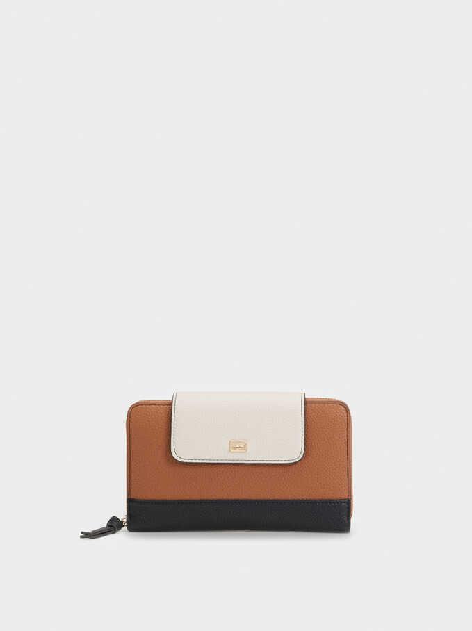 Gift Wallet, Camel, hi-res