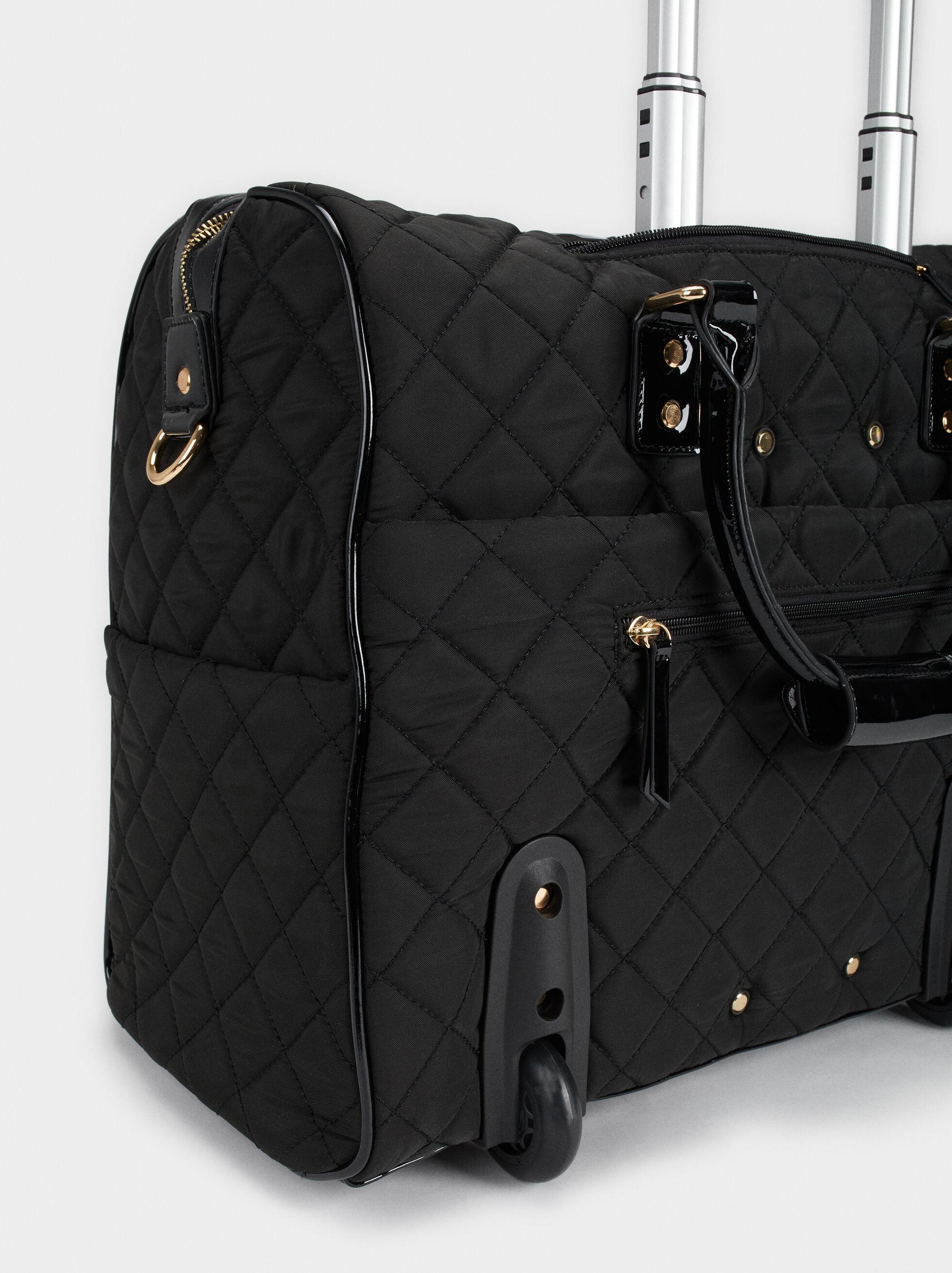 Michelle Weekend Bag, Black, hi-res