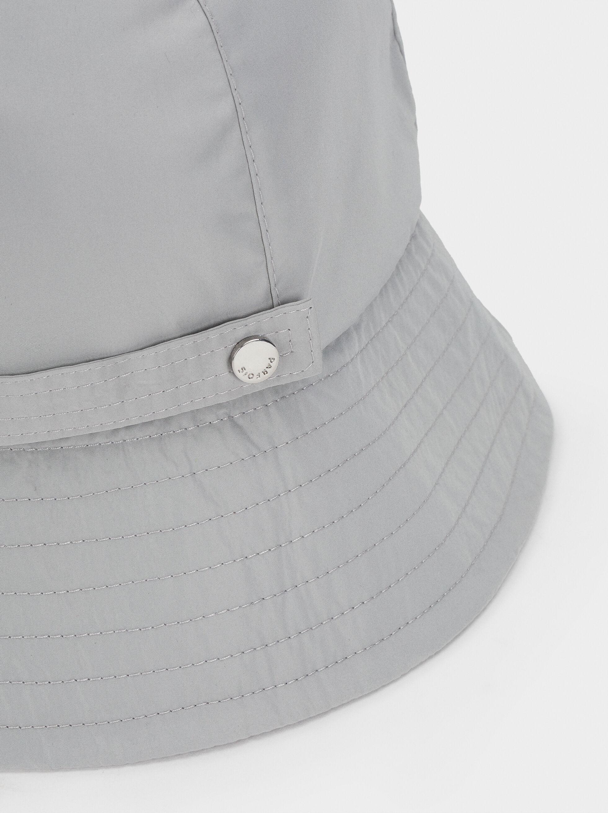 Waterproof Hat, Grey, hi-res