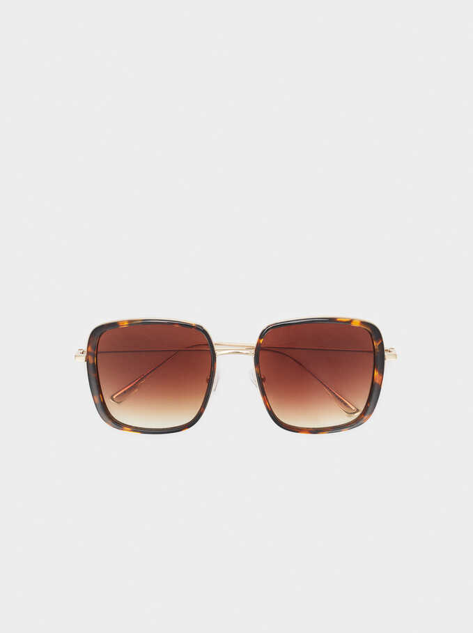 Square Sunglasses, , hi-res