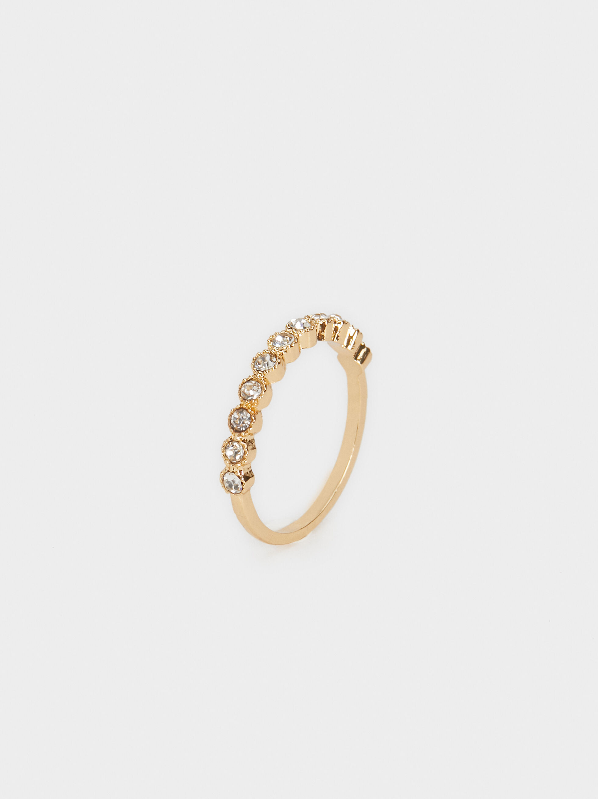 Rhinestone Ring, , hi-res