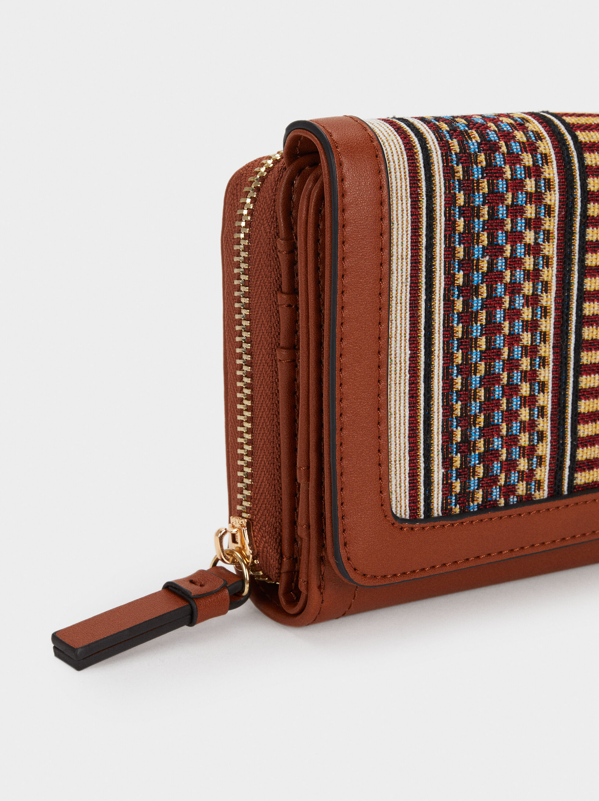 Lotus Wallet, Camel, hi-res