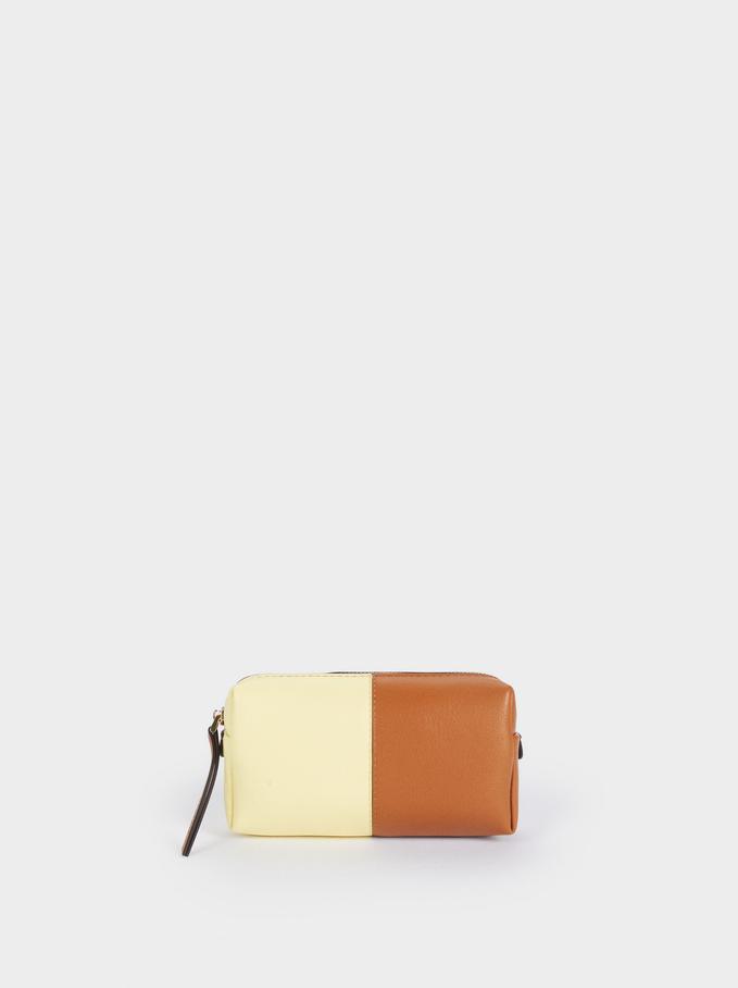 Contrasting Multi-Purpose Bag, Yellow, hi-res