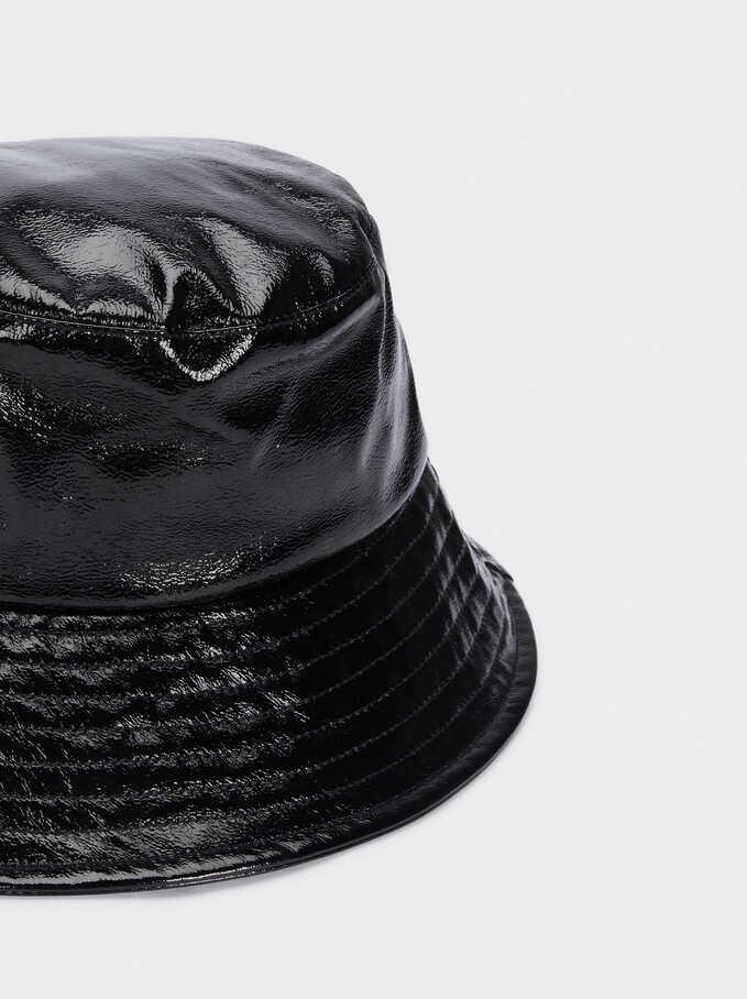Gorro Bucket, Negro, hi-res