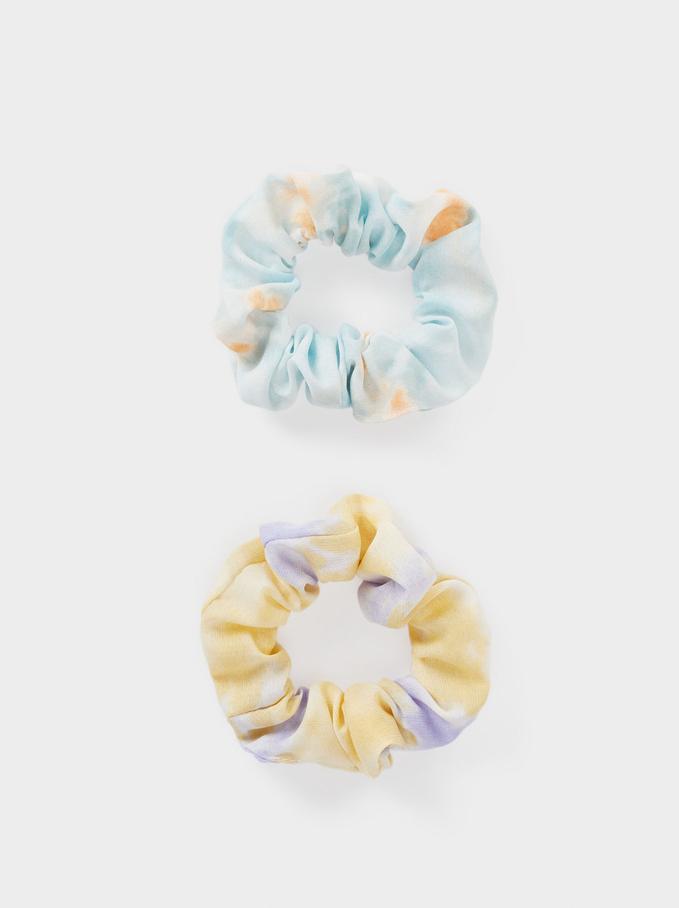 Conjunto De Coleteros Tie-Dye, Multicor, hi-res