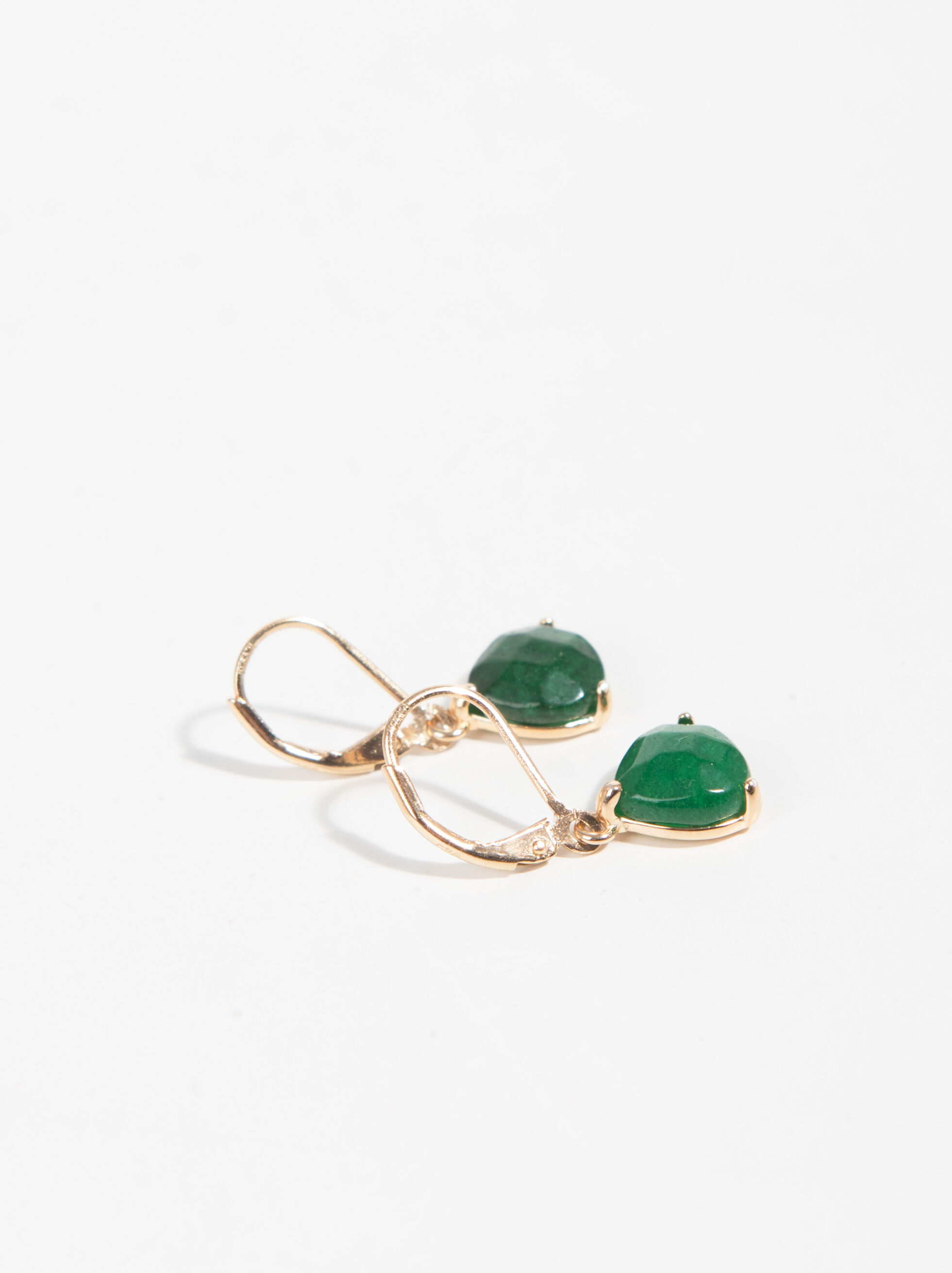 us real com emerald en gdu sterling golden stone parfois hi res silver earrings gd