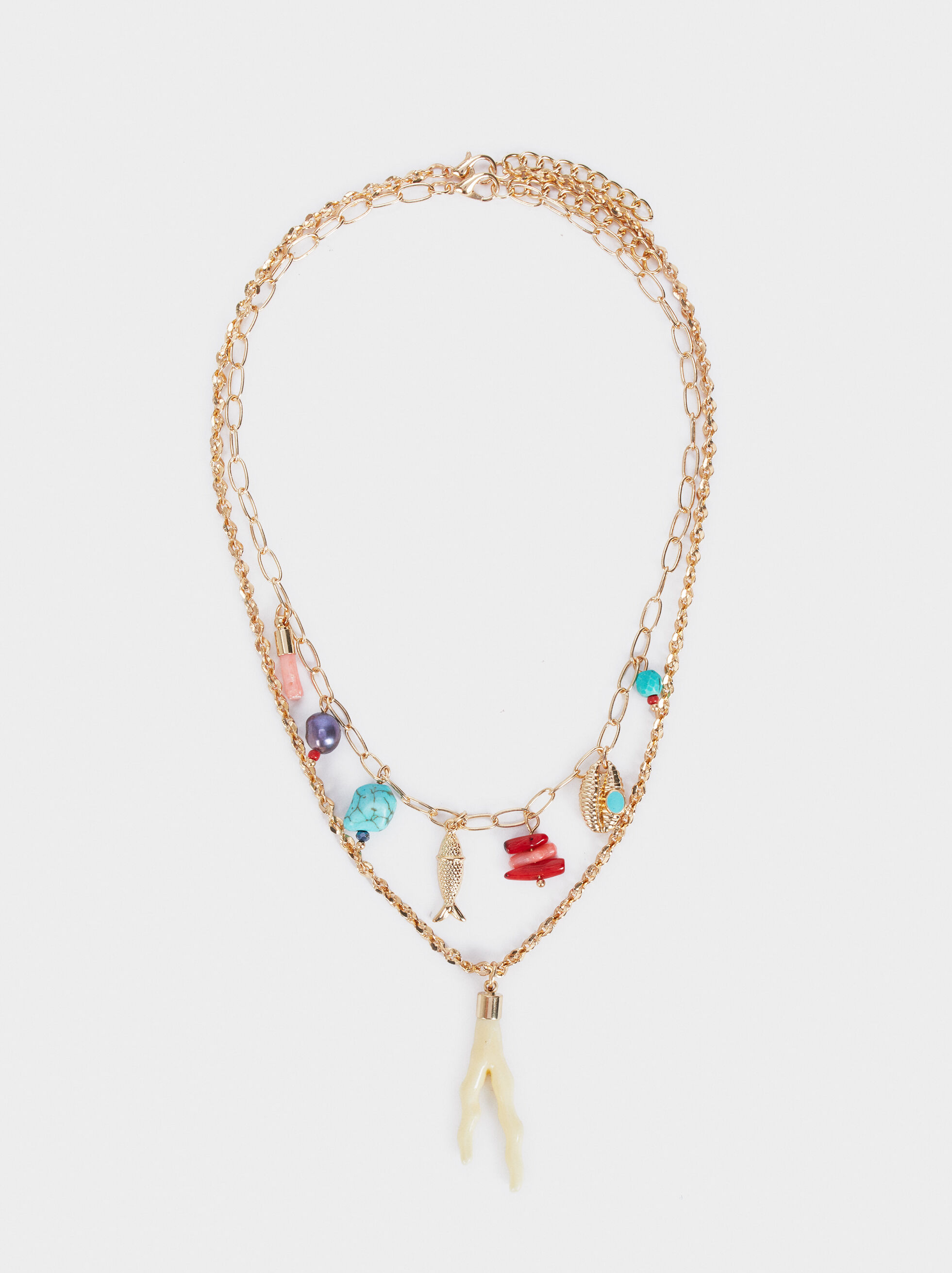 Recife Necklace Set, Multicolor, hi-res